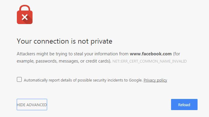 message d'avertissement-http-301-redirects