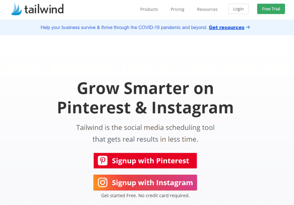 tailwind best social media monitoring tool