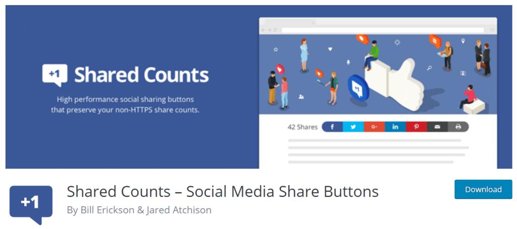 share counts wordpress gdpr plugins
