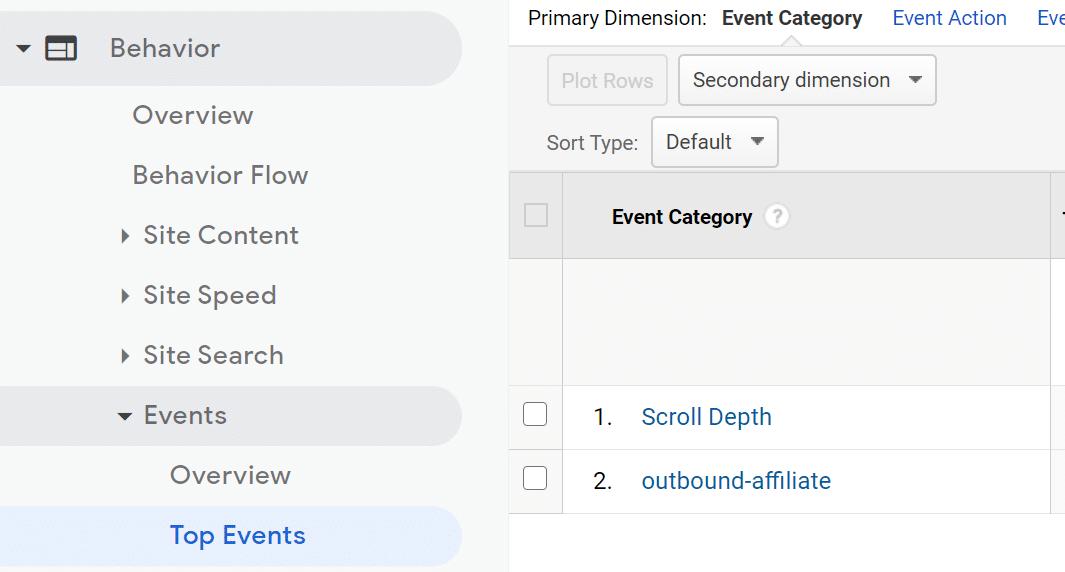 thirstyaffiliates click tracking wordpress