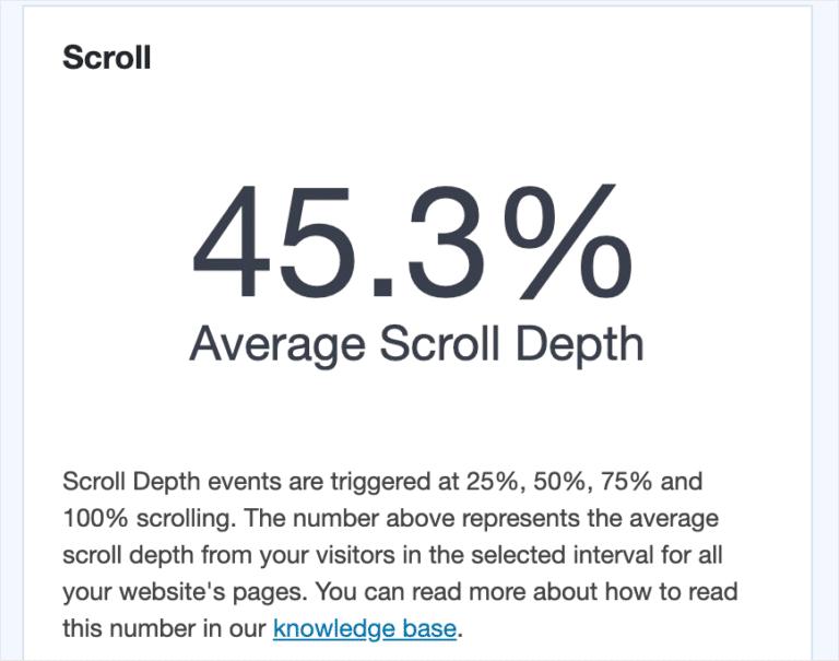 average-scroll-depth