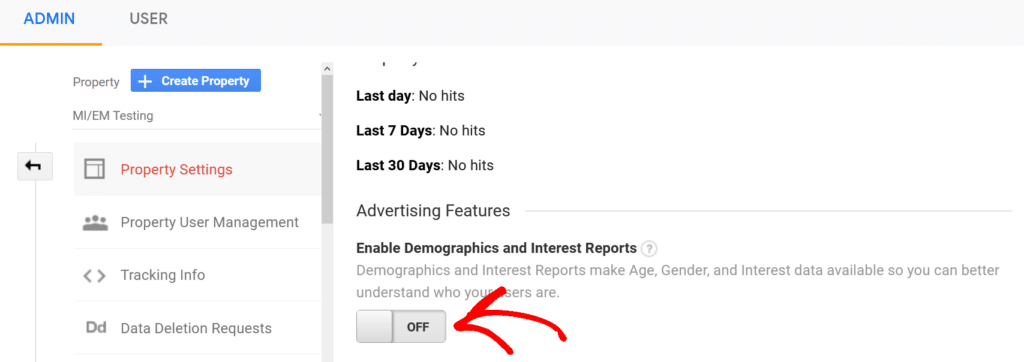 GA-admin-settings-enable-demographics-data