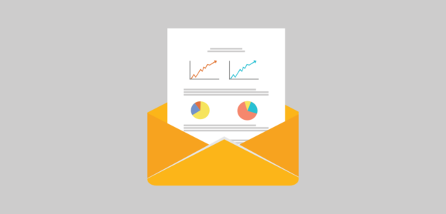how to get a simple weekly analytics report by email