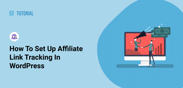 how to track affiliate links in wordpress