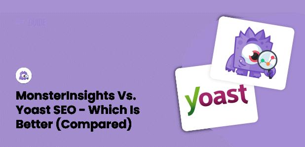 monsterinsights vs yoast seo