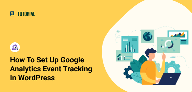 How to set up GA event tracking