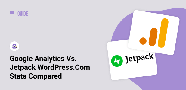 Jetpack vs. Google Analytics Compared