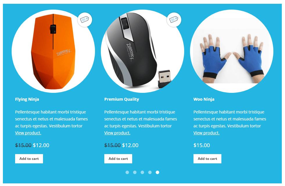 WooCommerce Slider Product Feature Plugin