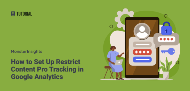 How to Set up Restrict Content Pro Tracking in Google Analytics