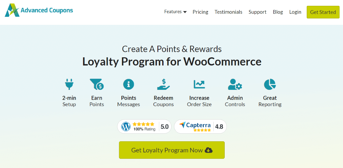 Loyalty Program by Advanced Coupons