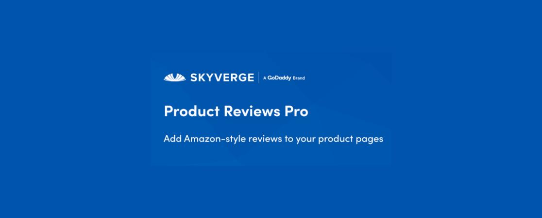 Product Reviews Pro Plugin