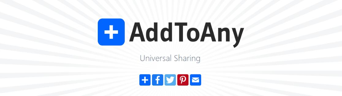 Ajouter à n'importe quel bouton de partage